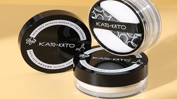 kato散粉适合干皮吗-kato散粉裸色和透明的区别