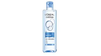 欧莱雅三合一卸妆水怎么样-欧莱雅三合一卸妆水成分