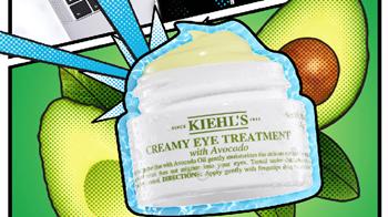 科颜氏牛油果保湿眼霜怎么用?科颜氏牛油果保湿眼霜测评