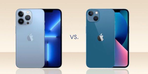 iphone13和iphone13pro区别-iphone13和iphone13pro哪个更值得入手