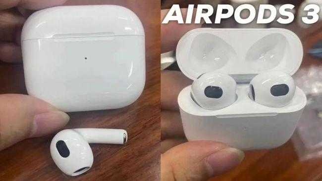 AirPods3尺寸参数,重量多少?-AirPods3怎么样