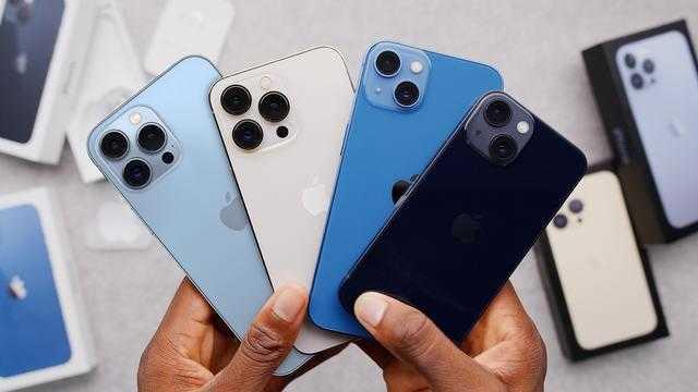 华为p50与苹果13对比-华为p50与苹果13哪个更好