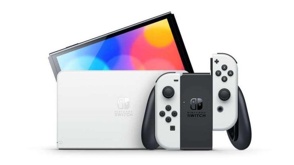Switch OLED价格-Switch OLED有什么区别
