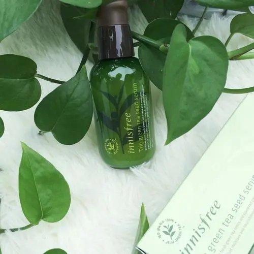 悦诗风吟小绿瓶精华怎么用-悦诗风吟小绿瓶使用顺序