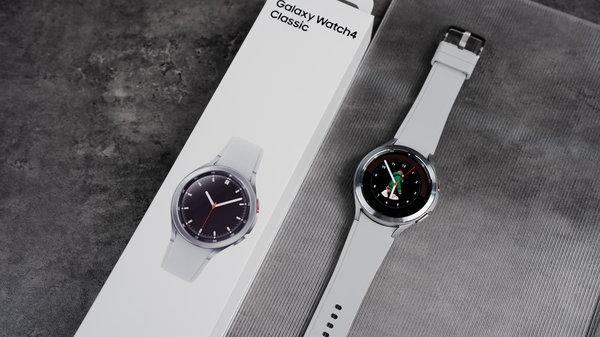 三星Galaxy Watch 4 Classic测评
